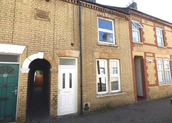Thumbnail 3 bedroom terraced house for sale in Russell Street, Millfield, Peterborough, Cambridgeshire