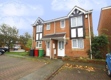 Thumbnail 2 bed semi-detached house for sale in Maplin Park, Langley, Berkshire