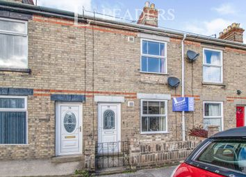 Thumbnail 3 bed terraced house to rent in St Georges Road, Pakefield, Lowestoft