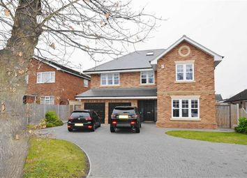 Thumbnail 5 bedroom detached house for sale in Eastwood Road, Leigh-On-Sea, Essex