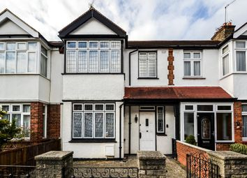 Thumbnail 3 bed terraced house for sale in Erlesmere Gardens, London