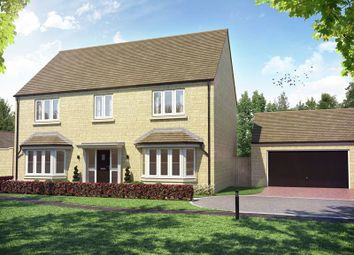"""Thumbnail 5 bed detached house for sale in """"The Taymore"""" at Church Road, Long Hanborough, Witney"""