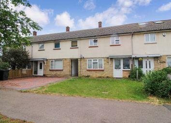 Thumbnail 3 bedroom terraced house for sale in Hawkins Road, Cambridge, Cambridgeshire