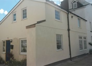 Thumbnail 2 bed end terrace house for sale in Old Market Street, Usk, Monmouthshire