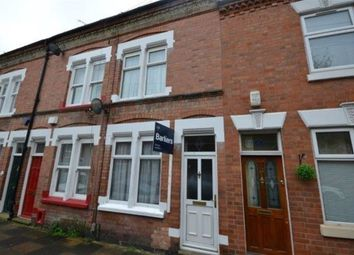 Thumbnail 2 bed terraced house to rent in West Avenue, Clarendon Park, Leicester