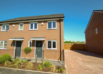 Thumbnail 2 bedroom town house for sale in The Alban, Victoria Park, Off Boothen Old Road, Stoke