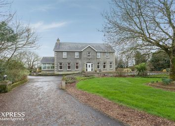 Thumbnail 5 bed detached house for sale in Clonkeen Road, Randalstown, Antrim