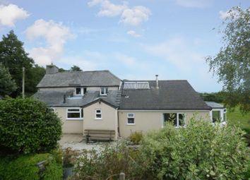 Thumbnail Detached house for sale in Mill Hill Lane, Tavistock