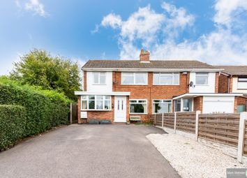 Thumbnail 3 bed semi-detached house for sale in Maypole Road, Warton, Tamworth