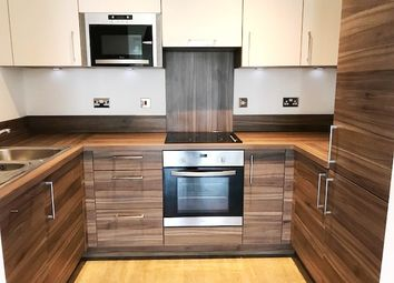 Thumbnail 1 bed flat to rent in Heron Place, 4 Bramwell Way, London