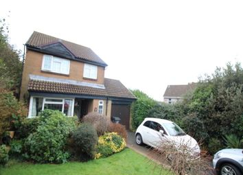 Thumbnail 4 bed detached house to rent in The Heathers, Woolwell, Plymouth