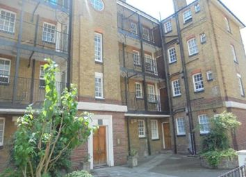 Thumbnail 2 bed flat to rent in Naval Row, Poplar, London.