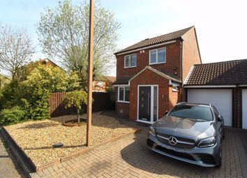 Thumbnail 3 bed link-detached house for sale in Anglesey, Great Holm, Milton Keynes
