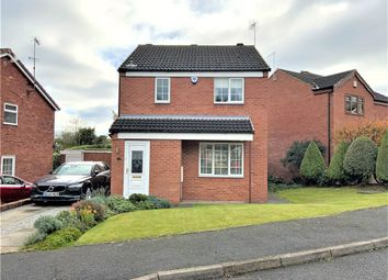 Thumbnail 3 bedroom detached house for sale in Stoneleigh Way, Swanwick, Alfreton