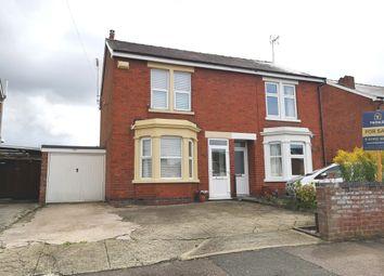 Thumbnail 3 bed semi-detached house for sale in Elmbridge Road, Longlevens, Gloucester