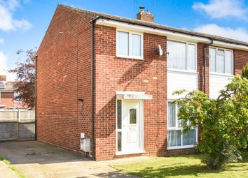 Thumbnail 3 bed semi-detached house for sale in Francis Way, Silver End, Witham