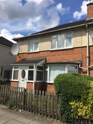 Thumbnail 3 bed semi-detached house for sale in Narborough Road, Leicester