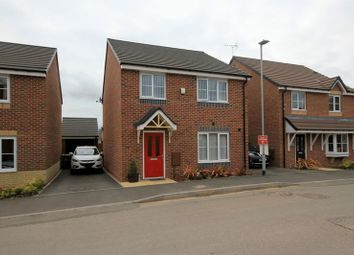 Thumbnail 4 bed detached house for sale in Blundell Drive, Stone