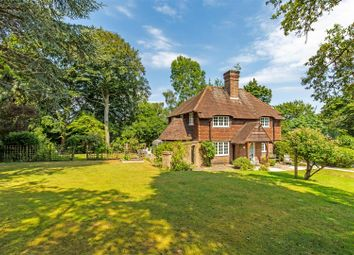 Thumbnail 3 bed detached house for sale in Hosey Hill, Westerham