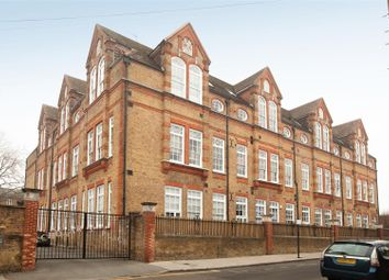 Thumbnail 2 bed flat for sale in Scholars Place, London