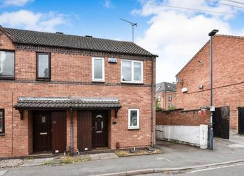 Thumbnail 2 bed semi-detached house for sale in Markeaton Street, Derby, Derbyshire