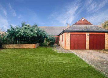 Thumbnail 5 bed detached bungalow for sale in Linford Lane, Willen Village, Milton Keynes, Bucks