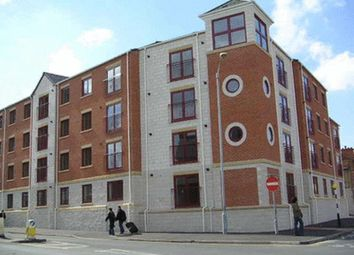 Thumbnail 2 bed flat to rent in City Heights, Nottingham Road, Loughborough