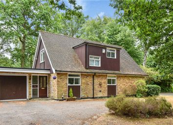 Thumbnail 4 bed link-detached house for sale in Edgcumbe Park Drive, Crowthorne, Berkshire