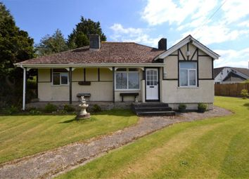 Thumbnail 3 bedroom detached bungalow for sale in St. Germans Road, Callington, Cornwall