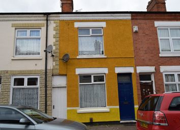 Thumbnail 3 bed terraced house for sale in Woodland Road, Off Uppingham Road, Leicester