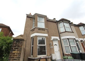 Thumbnail 2 bed end terrace house to rent in Springhead Road, Northfleet, Gravesend, Kent