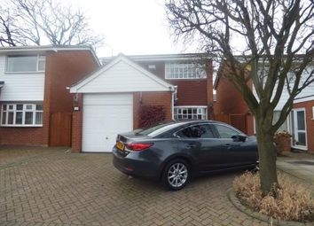 Thumbnail 3 bed detached house for sale in Joseph Creighton Close, Binley, Coventry, West Midlands