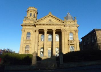 Thumbnail 3 bedroom flat for sale in Independent Chapel, High Street, Heckmondwike, West Yorkshire.