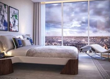 Thumbnail 1 bed flat for sale in Damac Tower, Bondway, London