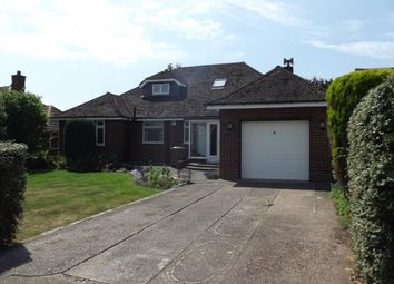 Thumbnail 5 bed bungalow for sale in Lichfield Road, Burntwood, Staffordshire