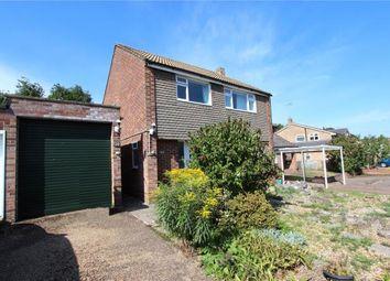 Thumbnail 3 bed detached house for sale in Saxon Way, Saffron Walden, Essex
