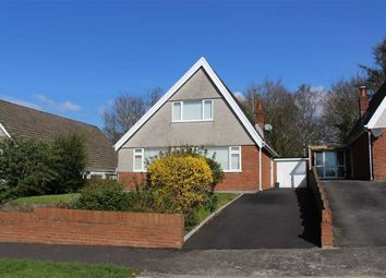 Thumbnail 4 bed detached bungalow for sale in Gabalfa Road, Derwen Fawr, Sketty, Swansea