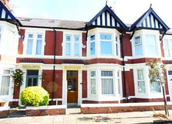 Thumbnail 3 bed terraced house for sale in Deri Road, Roath, Cardiff
