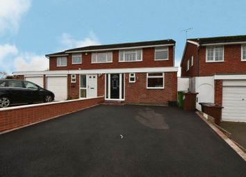 Thumbnail 3 bed semi-detached house for sale in Priory Road, Shirley, Solihull