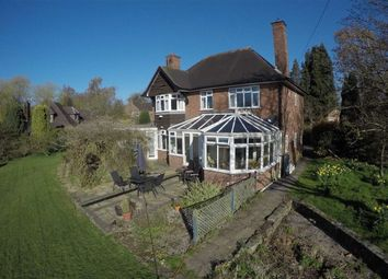 Thumbnail 5 bedroom detached house for sale in Longton Road, Barlaston, Stoke-On-Trent