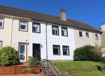 Thumbnail 3 bedroom terraced house for sale in Ewing Road, Lochwinnoch