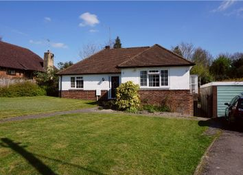Thumbnail 3 bed detached bungalow for sale in Childsbridge Lane, Kemsing, Sevenoaks