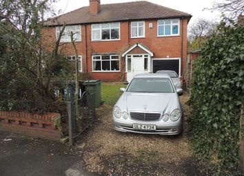 Thumbnail 5 bed semi-detached house for sale in Bean Leach Road, Hazel Grove, Stockport
