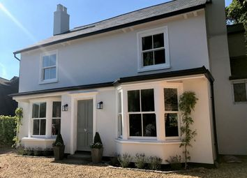 Thumbnail 4 bed detached house for sale in Mill Road, Cobham, Surrey