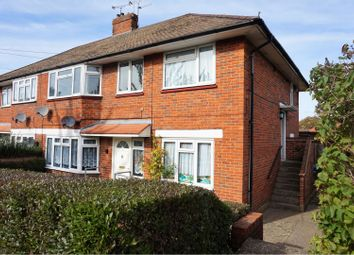 Thumbnail 2 bed maisonette for sale in West Road, Farnborough