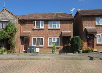 Pannett, Burgess Hill RH15. 2 bed end terrace house for sale