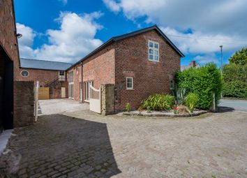 Thumbnail 4 bed barn conversion for sale in Liverpool Road, Lydiate, Liverpool