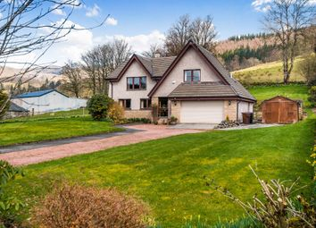 Thumbnail 5 bed detached house for sale in Leny Feus, Callander