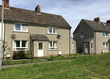 Thumbnail 2 bed end terrace house for sale in St. Eval, Wadebridge, Cornwall