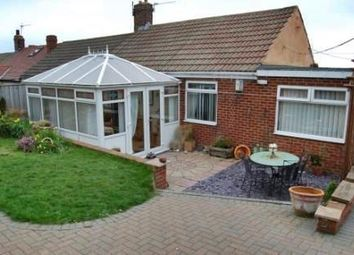 Thumbnail 3 bed bungalow to rent in Gayfield Terrace, Peterlee